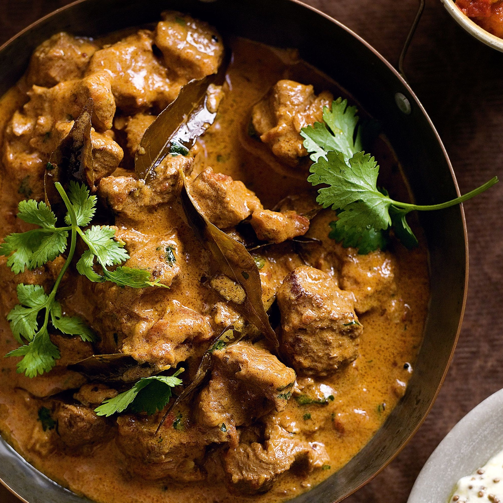 Cardamom Hills Coconut Lamb Curry (16 oz.)