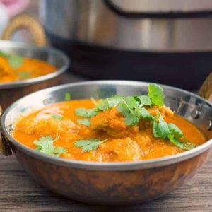 Hot & Sour Chicken Vindaloo (16 oz.)