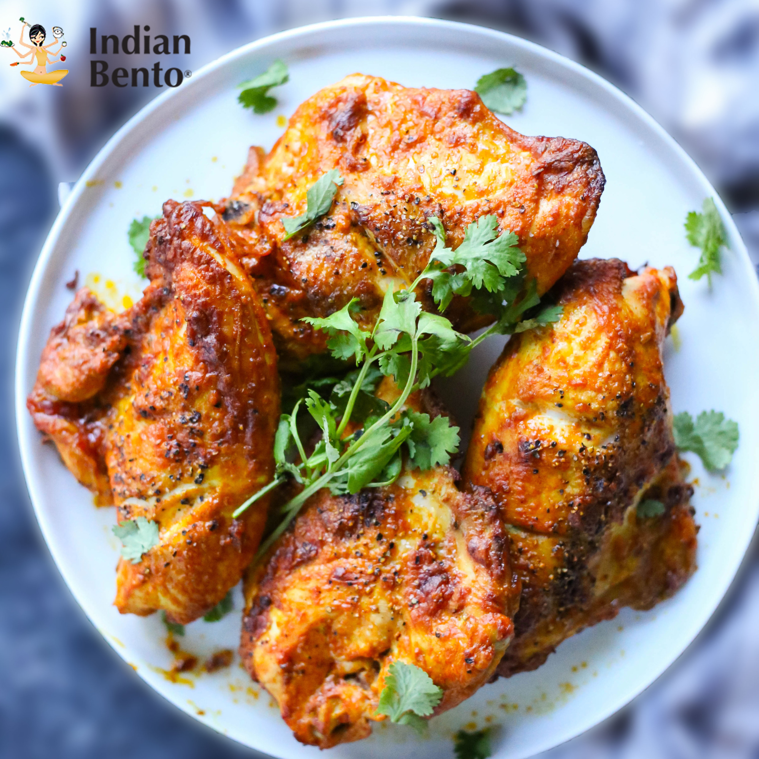 Terrific Tandoori Chicken