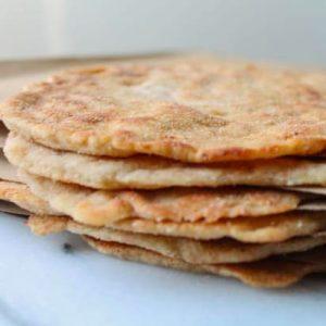 Organic Spelt Rotis (5 pack)