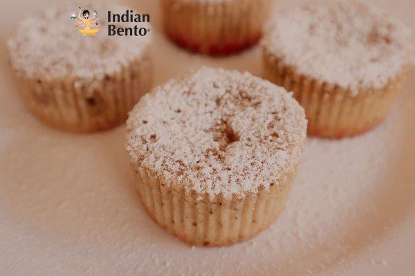 Delhi Fog Chai Muffin
